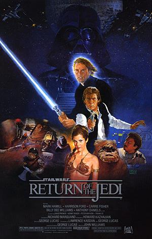 Star Wars Episode VI – Die Rückkehr der Jedi Ritter