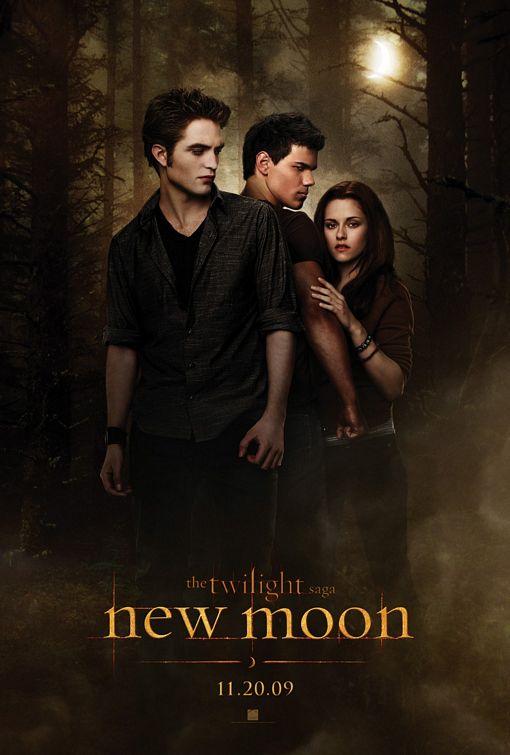 Twilight Saga 2 – New Moon